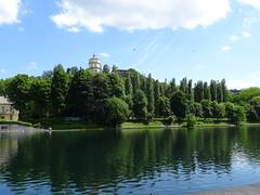 Turin - Giardino Leone Ginzburg