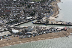 Whitstable Harbour in Kent - aerial view (John D Fielding) Tags: whitstable kent uk harbour harbor coast coastline beach seaside above aerial nikon d810 hires highresolution hirez highdefinition hidef britainfromtheair britainfromabove skyview aerialimage aerialphotography aerialimagesuk aerialview drone viewfromplane aerialengland britain johnfieldingaerialimages fullformat johnfieldingaerialimage johnfielding fromtheair fromthesky flyingover fullframe