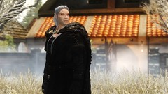 Part Ways? (Jillian-613) Tags: skyrim tes games screenshot elves altmer vampire necromancer