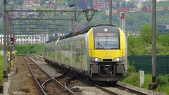 AM 08187 - L154 - JAMBES (philreg2011) Tags: am08 desiro am08187 sncb nmbs trein train ic20142500 ic20142511 l154 jambes