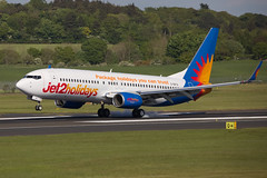 Boeing 737 G-DRTA 5D4_2969 (Ronnie Macdonald) Tags: ronmacphotos aircraft prestwick boeing737 gdrta jet2