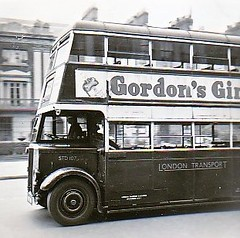 London transport STD107 Chisiwck 1954. (Ledlon89) Tags: london bus buses transport lt lte lptb londonbus londonbuses vintagebuses 1954