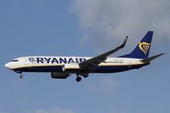 EI-FZH (LIAM J McMANUS - Manchester Airport Photostream) Tags: eifzh ryanair fr ryr boeing b737 b738 738 b73h 73h boeing737 boeing737800 egcc manchester man