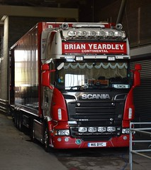 The Specials 'Encore 40th Anniversary Tour' 2019 Brian Yeardley Continental Tour Truck M16 BYC (5asideHero) Tags: the specials encore 40th anniversary tour 2019 brian yeardley continental scania r500 topline truck m16byc