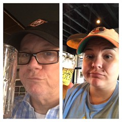 365 Year 10 Photo 263 - Mugs Shots Across the Miles - Larry and Danielle (litlesam1) Tags: larry danielle spring2019 365year10 april2019