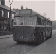 Ex London transport Q40 with Grant  Lyon  1954. (Ledlon89) Tags: aecq aec qtypebus bus buses lt lte lptb londontransport london londonbus londonbuses vintagebuses 1954 grantlyon