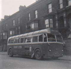 Ex London transport Q40 with Grant Lyon ?  1954. (Ledlon89) Tags: aecq aec qtypebus bus buses lt lte lptb londontransport london londonbus londonbuses vintagebuses 1954 grantlyon