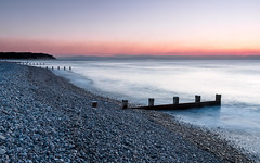 Down the Beach (Stoates-Findhorn) Tags: 2019 beach findhorn firth groyne le scotland sea moray stoates steveoates olympus
