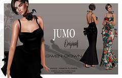 Gwen Gown Original (junemonteiro) Tags: jumo originals chic glamour feminine maitreya belleza slink