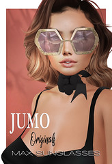 Max Sunglasses Full Pack AD (junemonteiro) Tags: jumo originals chic mesh fashion glamour