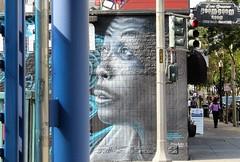 Boom Boom Room by Shawn Bullen (lotosleo) Tags: boomboomroom shawnbullen japantown nihonmachi sanfrancisco sf crossamerica2015 urban streetart mural graffart california ca