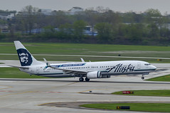 Alaska Airlines Boeing 737-990(ER)(WL) N453AS (MIDEXJET (Thank you for over 2 million views!)) Tags: milwaukee milwaukeewisconsin generalmitchellinternationalairport milwaukeemitchellinternationalairport kmke mke gmia flymke alaskaairlinesboeing737990erwln453as alaskaairlines boeing737990erwl n453as boeing737900er bioeing737990 boeing737900 boeing737 boeing 737 737900 737900er 737990