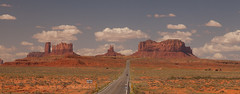 forrest gump scene in monument valley (ohikura) Tags: arizona butte forrestgump monumentvalley navajo utah