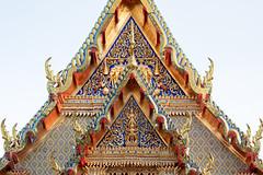 Narai on Garuda, Phra Ubosot, Wat Ratchabophit (aey.somsawat) Tags: architecture bangkok buddhisttemple garuda godandangel narai narayana ornaments ornamentsinthaiarchitecture temple thaiarchitecture thailand ubosot wat watratchabophit