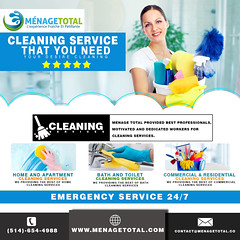 Montreal Cleaning Services (menagetotal70) Tags: cleaningservices cleaningservicesmontreal cleaninglady cleaning cleaningcompanymontreal homecleaning officecleaning maidcleaning sofacleaningservices housecleaningmontreal montrealcleaners montrealcleaning bathroomcleaning montrealcleaningservices montreal laval longueuil