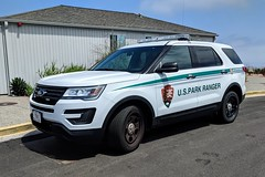 U.S. Park Ranger (So Cal Metro) Tags: police cop cops copcar policecar interceptor ford suv explorer utility ranger parkranger nationalparks nps sandiego cabrillo nationalmonument