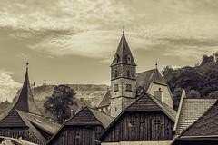 The old town of Eisenerz (a7m2) Tags: eisenerz leoben styria bergbau erzberg eisenerzeralpen ertbach hochschwab leopoldsteinerlake mining reichenstein kaiserschild mountains travel culture tourismus history