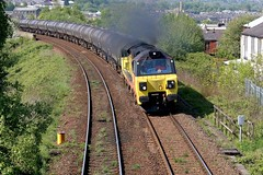 Colas Rail 70809 (Strategic Reserve Films - Rory Lushman) Tags: colasrail 70809 accrington class70 prestondockslanfinatolindseyoilrefinery bitumen