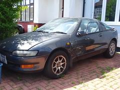 1991 Toyota Sera Auto (Neil's classics) Tags: vehicle 1991 toyota sera auto 1500cc abandoned car