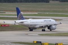 N829UA - 2000 build Airbus A319-131, taxiing for departure at Houston (egcc) Tags: 4029 1211 a319 a319131 airbus bush houston iah intercontinental kiah lightroom n829ua staralliance texas ua ual united unitedairlines