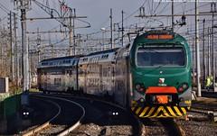 TSR R3 005 (Mattia Deambrogio - Trains & Cars Photos) Tags: treno servizio regionale tsr novara nord ferrovie fnme fnm trenord