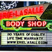 Erie & LaSalle Body Shop Neon
