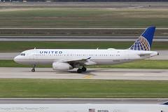 N443UA - 1998 build Airbus A320-232, taxiing for departure at Houston (egcc) Tags: 4643 820 a320 a320232 airbus bush houston iah intercontinental kiah lightroom n443ua staralliance texas ua ual united unitedairlines
