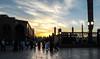 Canopy (pixelasso) Tags: madina haram umrah saudia hajj blessing sunset twilight silhouette mosque prophetsmosque pilgrimage islam muslim worship god clouds sky dramatic contrsat contrast building tower minaret sun wispy