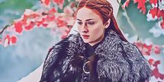 Sansa (Jackie XLY) Tags: sansa stark sansastark got gameofthrones