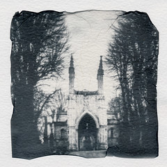 polaroid2015 (www.cjo.info) Tags: 1840 1840s 19thcentury allsaintscemeterynunhead bw cansonmontvalcoldpressed england europe europeanunion instantlab london m43 magnificent7 magnificentseven magnificentsevengardencemeteries microfourthirds nikcollection nunhead olympus olympuspenfgzuikoautos40mmf14 olympuspenf penfmount polaroid polaroidemulsionliftprint silverefexpro silverefexpro2 southwark theimpossibleproject unitedkingdom westerneurope architecture blackwhite blackandwhite carving cemetery chapel decay digital flora gothic gothicrevival gravegraveyard manualfocus monochrome overgrown paper path plant religion religiousbuilding stone stonework tree wooded