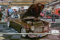 Volvo Amazon 1961, on Elmia carsports performance Easter 2019 (Photo Marre Backman) Tags: volvo amazon brown sweden easter 2019 outdoor indoor