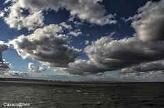 River (Josè M.Costa) Tags: luz rio river sky nuvens tejo tagus barreiro portugal