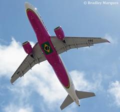 PR-YRS (BradleyMarques) Tags: azul airbus avião canon sx60 hs aeronave a320 a320neo pryrs sbrf rosa plane spotting