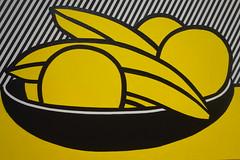 Roy Lichtenstein 'Bananas and Grapefruit 1' (hanneorla) Tags: roylichtenstein'bananasandgrapefruit1' 1972 artbasel2018 switzerland