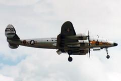 1948 Lockheed C-121A Constellation 48-0609 / N494TW - Flying Legends 1998 - Duxford (anorakin) Tags: 1948 lockheed c121a constellation 480609 n494tw flyinglegends 1998 duxford