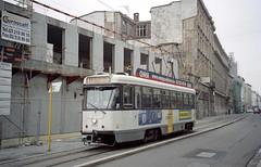 2004-11-29 Antwerpen Tramway Nr.7074 (beranekp) Tags: belgium antwerpen tramvaj tramway tram tranvia strassenbahn šalina elektrika električka 7074