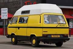 YCX 131Y (Nivek.Old.Gold) Tags: 1982 volkswagen transporter camper 1600cc diesel t3 bumble