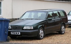 P751 MLM (Nivek.Old.Gold) Tags: 1996 volvo 850 t5 cd auto 2319cc squirefurneaux