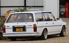 K260 LUB (2) (Nivek.Old.Gold) Tags: 1992 toyota mark ii lg grande edition estate 1980cc