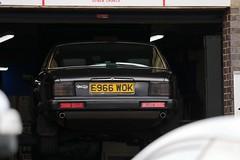 E966 WOK (Nivek.Old.Gold) Tags: 1987 daimler 36 auto fivestarmotors charlesclarkjaguar