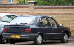 K903 TKM (Nivek.Old.Gold) Tags: 1993 peugeot 309 gl automatic 5door 1580cc canterburymotorcompany