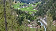 Blick nach Ober Prenten (Sanseira) Tags: austria österreich lechtal ober prenten lech kaisers landesstrase