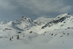 Around Bernina: It had still a lot of snow (1/3) (jaeschol) Tags: europa europe graubuenden grischuna kantongraubünden kontinent poschiavo regionbernina schweiz suisse switzerland