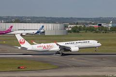 A350-900 Japan Airlines // msn : 321 (Luc_slf) Tags: a350 a350900 airbus aéronautique aeronautics aeroport aeroporttoulouseblagnac toulouseairport toulouse blagnac toulouseblagnac