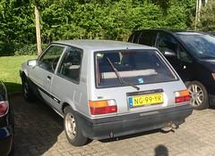 1985 Toyota Corolla 1.3 DX (rvandermaar) Tags: 1985 toyota corolla 13 dx toyotacorolla e80 e8 corollae80 corollae8 ng99yr sidecode4