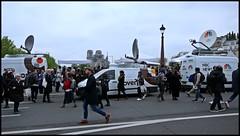 Paris - Pont de la Tournelle (abudulla.saheem) Tags: notredamedeparis kathedralenotredamedeparis april152019 15april2019 catastropheincendie firedisaster feuerkatastrophe pontdelatournelle ruedesdeuxponts paris france républiquefrançaise frankreich panasonic lumix dmctz101 abudullasaheem