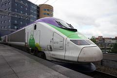 Bruxelles-Midi – TGV ISY ( Rame n° 3213 ex. TMST Eurostar ) (CHABOT Christophe) Tags: bruxellesmidi brusselzuid garedebruxelles garedebrussel stationbrussel isy eurostar exeurostar tmsttgv 3213 m6 6500465004