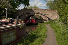 Bridge 97 (Romeo Mike Charlie) Tags: grandunioncanal