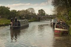 Fenny Stratford Railway Bridge (Romeo Mike Charlie) Tags: grandunioncanal