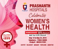 Womens Health Fertility Offer (Prashanth Fertility Hospital) Tags: womenshealthfertilityoffer bestfertilitycentre fertilityhospital maleandfemalefertilityhospital fertilitycentre ivfspecialist bestivfcentre